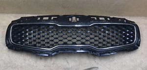 2017-2019 KIA SPORTAGE FRONT BUMPER UPPER GRILLE ASSEMBLY OEM