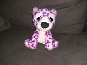 Russ Brooke Pink Leopard Plush