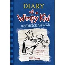 Rodrick Rules (Diary of a Wimpy Kid, Book 2) by Jeff Kinney