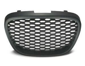 For Seat Leon 1P Altea 5P Toledo Badgeless Debadged  Front Mesh Honeycomb Grill