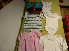 Kinderkleidung - Baby - von Größe 50/56 - etwas größer - leider ohne Größe