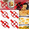 Non Stick Pancakes Pan Flip Perfect Breakfast Maker Egg Omelette Tools Cookwares