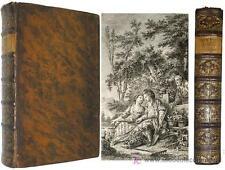 1771 - LAS ESTACIONES FABULAS ORIENTALES - BELLAS LAMINAS - EN FRANCES