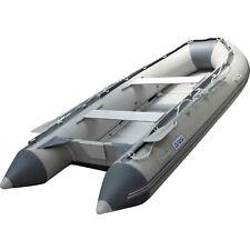 BRIS 10.8 ft Inflatable Boat Dinghy Pontoon Boat Tender Fishing Raft