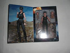 NECA TERMINATOR 2 JUDGEMENT DAY T2 ULTIMATE SARAH CONNOR MOC MISP FIGURE