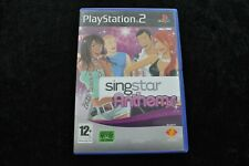 Singstar Anthems Playstation 2 PS2