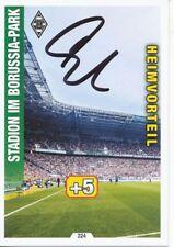 Lucien Favre  Bor.Mönchengladbach Match Attax Card 2014/15 signiert 400665