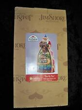 """Jim Shore """"Two by Two"""" Santa With Noah's Ark Figurine 4005445FD 2006"""