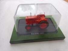 HACHETTE UNIVERSAL HOBBIES 1/43 CLASSIC 1951 FIAT 25 R MODEL TRACTOR