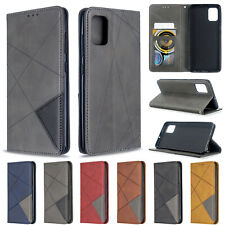For iPhone 11 Pro Samsung A51 A71 A10S A20S Flip Leather Case Wallet Stand Cover