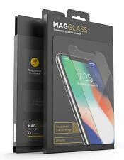 Tempered Glass for Apple iPhone Xr Screen Protector Ionic-Compression Flexible