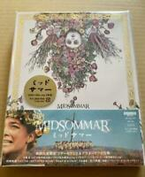 New Midsommar Deluxe Edition 4K ULTRA HD+2 Blu-ray+Steelbook Post Card Japan fre