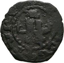 Armenia(Cilicia)  1308-1320 Oshin  POGH KING THRONE CROSS Sis #2