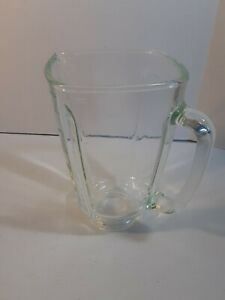 Krups Model 239  Blender Glass Jar Pitcher