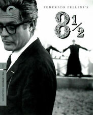 Criterion Collection 8 1 2 1963 WS W BLURAY