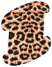 Leopard Prints Infinity Lights Puzzle Lamps Jigsaw IQ ZE Lamp 10 Pieces USA