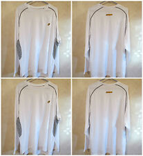 2 NEW IRONCLAD XL Performance Workwear DRI-T Loose Fit Long Sleeve White Shirt