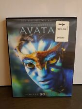 Avatar 3D (Blu-ray/DVD, 2012, 2-Disc Set, Limited Edition) Lenticular Cover