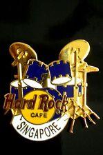 HRC HARD ROCK CAFE SINGAPORE BLUE LARGE Drum Set