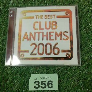 The Best Club Anthems 2006 - Various (CD) (2006)