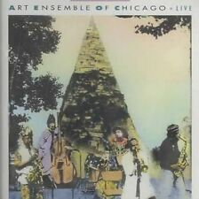 NEW Art Ensemble of Chicago: Live (Audio CD)