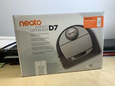 Neato Botvac Connected D7 Robot Vacuum With Zone Cleaning