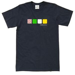 Husky Organic Men's Maillot du Tour Organic Cotton T-shirt. RRP £25