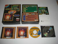 ALONE IN THE DARK 1 & SHADOW OF THE COMET Pc Cd Rom Double Pack BIG BOX