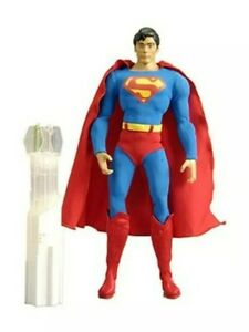 "SUPERMAN FIGURA CHRISTOPHER REEVE 1:6 MOVIE MASTERS DE MATTEL 12"""