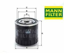 W8013 Filtro olio Nissan-Renault (MARCA-MANN)