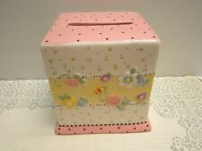 Mary Engelbreit Tissue Box Cover Meadow Hostess Lovely Pre-Owned Condition