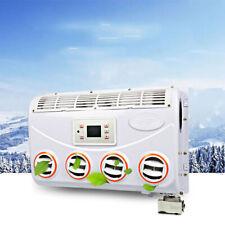 Universal 12V 24V Bus Truck Evaporator Assembly Motorhome RV A/C Air Conditioner