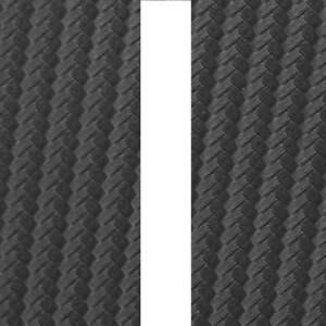 "CARBON FIBRE Bonnet Stripes Viper Style 3m(10') x12.5cm(5"") LTI TX / LDV (02)"