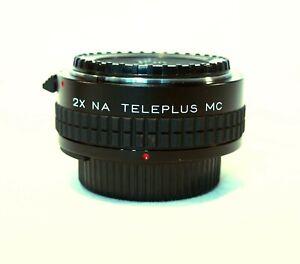 Kenko 2x NA Teleplus MC Teleconverter Japan with case