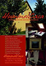 """Romantisches Ferienhaus """"HummelCasa"""" Günstige FerienWohnung max.5 Pers. FeWo"""