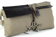c077d4aaeee Authentic GUCCI Olive Nylon Waist Belt Bag Bum Bag Italy Vintage 28566 -200047