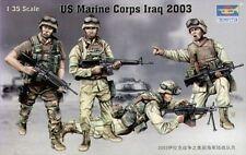 Trumpeter 00407 US Marine Corps Iraq 2003 - 1:35 scale