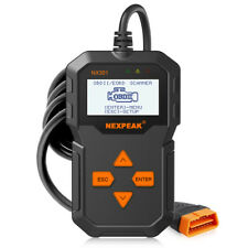 OBD2 Scanner Car Check Engine CAN Fault Code Reader Diagnostic Tool NX301 US