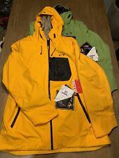 Oakley 453 Gore-Tex RECCO Biozone Jacket  2 Color Options Size: XXL *NEW w/ TAGS