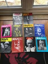 More details for job lot of 10 magazines collectable and vintage plays and players magazine's