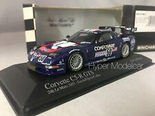 Minichamps 1/43 Chevrolet Corvette C5-R GTS #50 24H le Mans 2003 Art. 400031450