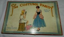 Vintage Paper Doll Set in box, The Costume Party by Betty Campbell