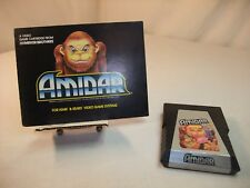 Amidar (Atari 2600, 1982) with manual