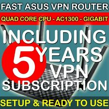 ⭐5 YEARS VPN SERVICE AND FAST VPN ROUTER WITH  PROTECT YOUR PRIVACY AND DEVICES