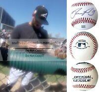 Daniel Palka Washington Nationals Autograph Signed Baseball White Sox Proof COA