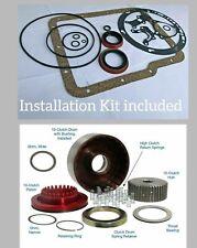 . Powerglide Smart-Tech® 10-Clutch High Drum Kit 28756-25K plus gasket set