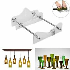 Glass Bottle Cutter Kit Beer Wine Jar DIY Machine Craft Recycle Tools Cutting