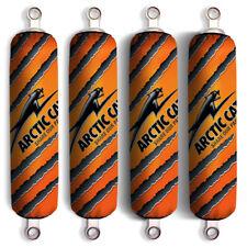 Orange Shock Covers Arctic Cat 366 400 425 450 500 550 650 700 950 (Set 4)