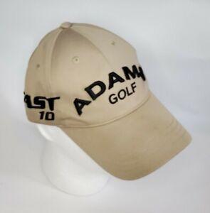 Adams Golf A7 Fast 10 Logo Baseball Hat Cap, Excellent Condition  L / XL