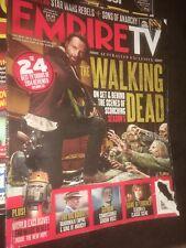 EMPIRE TV Magazine #2 Spring 2014 The Walking Dead